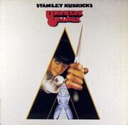 LP - Soundtrack - Stanley Kubrick's Uhrwerk Orange