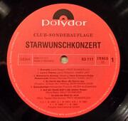 LP - Fritz Wunderlich, James Last, a.o. - Star-Wunschkonzert