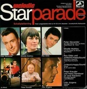 7inch Vinyl Single - Various - Starparade