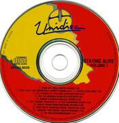 CD - Anita Ward / Sylvester / George McCrae a.o. - Staying Alive Volume 1