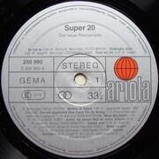 LP - Various - Super 20 - Die Neue Starparade