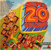 LP - Mirelle Matthieru / Udo Jürgens / a.o. - Super 20 Original