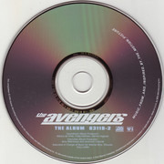 CD - Grace Jones / Merz / Suggs a.o. - The Avengers: The Album - Music From & Inspired By The Motion Picture - Still sealed