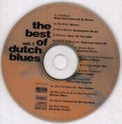 Double CD - Livin' Blues, Rob Hoeke a.o. - The Best Of Dutch Blues Vol. 1 Vol. 2