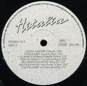 LP - Eros Ramazotti / Gianna Nannini / a.o. - The Italian Hit Collection - Hitalia