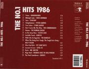 CD - Europe / Pet Shop Boys a.o. - The No.1 Hits - 1986