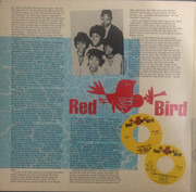 Double LP - The Shangri-Las, Ellie Greenwich a.o. - The Red Bird Story Vol. 2 - Still sealed