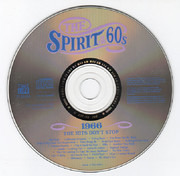 CD - The Hollies / The Mamas und The papas / etc - The Spirit Of The 60s: 1966 The Hits Don't Stop