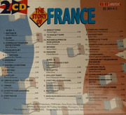 Double CD - Serge Gainsbourg & Jane Birkin / Demis Roussos a.o. - The Story Of France '38 Chansons Formidables'
