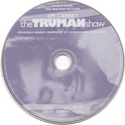 CD - Philip Glass - The Truman Show (Music From The Motion Picture)