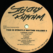 Double LP - Barbara Tucker, Wink, a.o. - This Is Strictly Rhythm - Volume Five