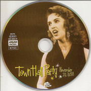 DVD - Wanda jackson / Bob Luman - Town Hall Party - November 29, 1958 - Still Sealed