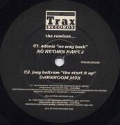 2 x 12inch Vinyl Single - Various - Trax Records - The Remixes....