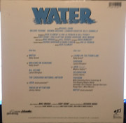 LP - Eddy Grant / Lance Ellington / Mike Moran a. o. - Water (Soundtrack) - Still Sealed / Rare US Version