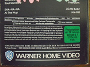 VHS - Jimi Hendrix / Santana a.o. - Woodstock