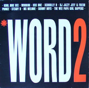 LP - Kool Moe Dee, KRS One a.o. - Word 2