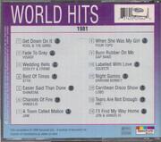 CD - Kool & The Gang / Visage / a.o. - World Hits 1981
