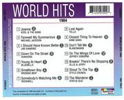 CD - Kool & The Gang / Michael Jackson / a.o. - World Hits 1984