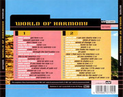 Double CD - Sade, Idol, a.o. - World Of Harmony - Harmonic Pop