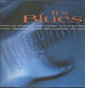 LP - John Lee Hooker, Eric Clapton, Albert Collins, Ray Charles a.o. - It's Blues Vol. 1
