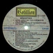 LP-Box - Various Artists - Woodstock - Music From The Original Soundtrack And More - Cotillion Label ME
