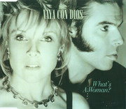 CD Single - Vaya Con Dios - What's A Woman?