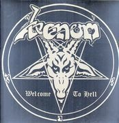 Double LP - Venom - Welcome To Hell - HQ-Pressing