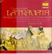 Double LP - Verdi - Antonino Votto - La Traviata - Gatefold