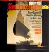 LP-Box - Verdi - Claudio Abbado - Simon Boccanegra - Hardcoverbox + Booklet