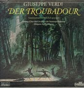 LP-Box - Verdi - E. Massini - Der Troubadour - Hardcoverbox + Booklet