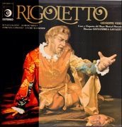 LP-Box - Verdi - Gianandrea Gavazzeni - Rigoletto - Hardcoverbox + Booklet