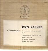 LP - Verdi - H. Stein w/ Berliner Symphoniker - Don Carlos