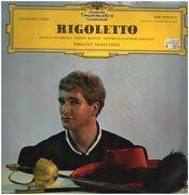 LP - Verdi - Horst Stein - Rigoletto - Mono / Tulip