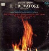 LP - Verdi - Ino Savini - Il Trovatore