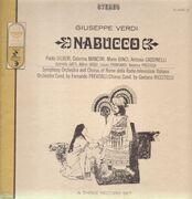 LP-Box - Verdi - Previtali - Nabucco - Hardcoverbox + Booklet