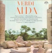 LP-Box - Verdi - Sabajno - Aida - Hardcoverbox + Booklet
