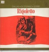 LP-Box - Verdi - Serafin - Rigoletto - Hardcoverbox + Booklet