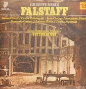 LP-Box - Verdi - V. Gui - Falstaff - Hardcoverbox + Booklet