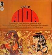 LP-Box - Verdi - Aida - Hardcover Box + Booklet