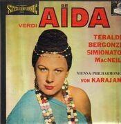 LP-Box - Verdi - Aïda - Hardcover Box + Booklet / FFSS