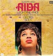 LP - Verdi - Aida,, Leontyne Price, Solti, Opernhaus Rom