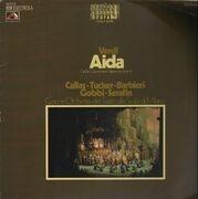 LP - Verdi / Callas - Aida - Club-Sonderauflage