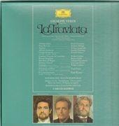 LP-Box - Verdi/ Carlos Kleiber, Bayerisches Staatsorchester, I. Cotrubas, P. Domingo - La Traviata - booklet with libretto