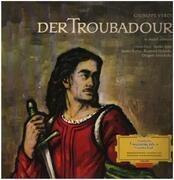 LP - Verdi - Der Troubadour (Il Trovatore) - Tulip Label / Red Stereo
