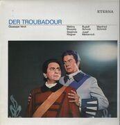 LP - Verdi - Der Troubadour,, Chor der Städtischen Oper Berlin, Lüddecke, Großes Opernorch, Zanotelli/Schüchter