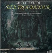 LP - Verdi - Der Troubadour - box + booklet