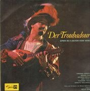 Double LP - Verdi - Der Troubadour