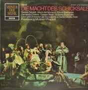 LP - Verdi - Die Macht Des Schicksals