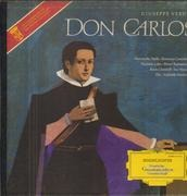 LP - Verdi - Don Carlos - Tulip Label
