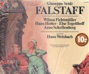 LP - Verdi - Falstaff (Hans Weisbach)